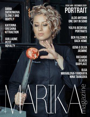 MARIKA MAGAZINE PORTRAIT (ISSUE 489 - DECEMBER)