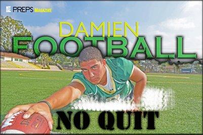"""Damien """"No Quit"""""""