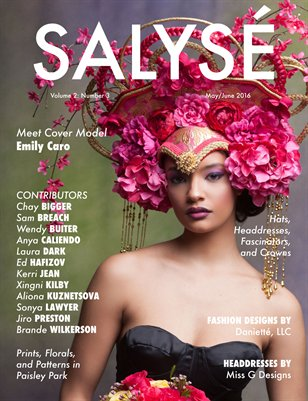 SALYSÉ Magazine | Vol 2:No 3 | May/June 2016 |
