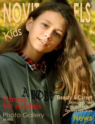 NOVIT MODELS KIDS™ №5/2020