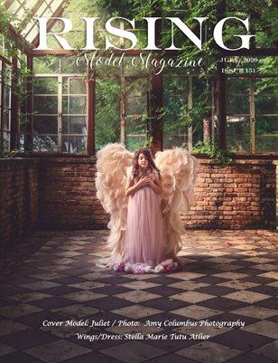 Rising Model Magazine Issue #151