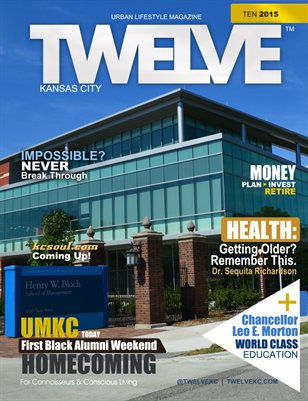TWELVE Magazine TEN