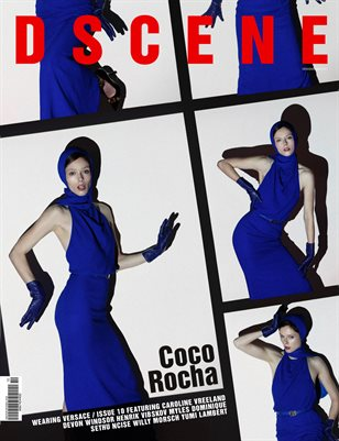 DSCENE - COCO ROCHA - ISSUE 10