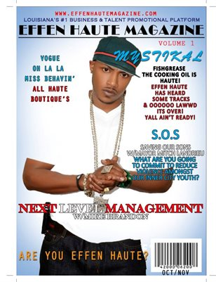 Effen Haute Magazine Vol. 1