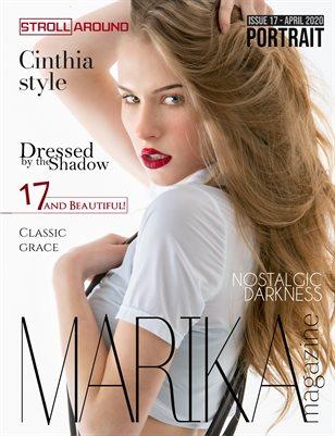 MARIKA MAGAZINE PORTRAIT (April - issue 17)