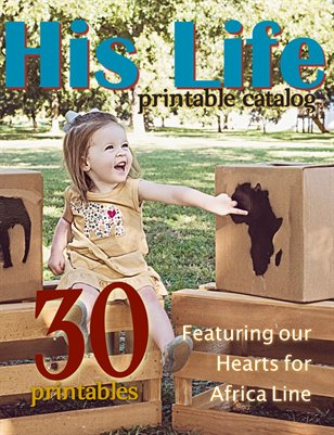 November HLM Printable Catalog