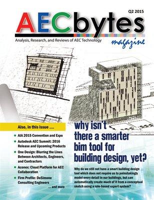 AECbytes Magazine Q2 2015
