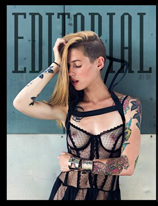 Editorial July 2014 - Tattooed Beauties