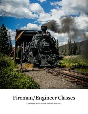 Engineer/Fireman Class July 2014