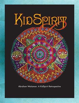 2021 KidSpirit Abey Weitzman Senior Book