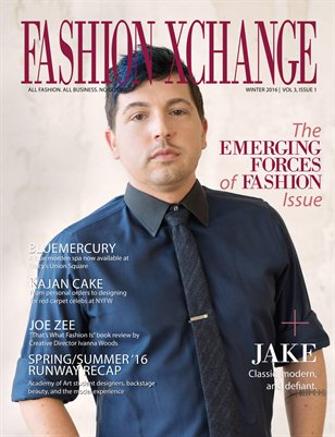 The Emerging Forces of Fashion Issue (#13)