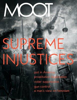 Moot Magazine February 2013