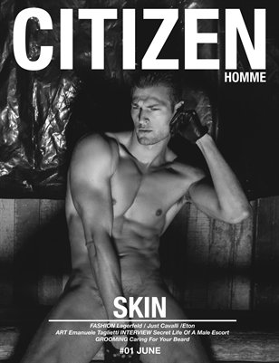 CITIZEN HOMME (SKIN COVER 2)
