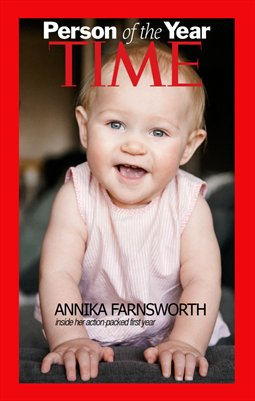 Annika - 1 Year