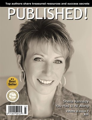 PUBLISHED! featuring Sheila Kennedy