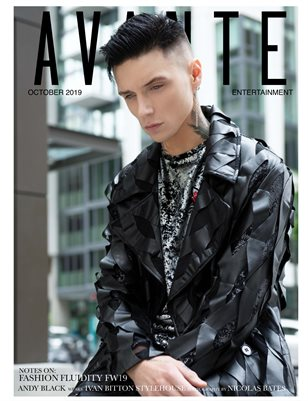 Andy Black October 2019