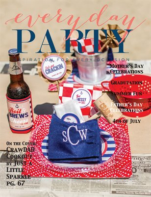 Everyday Party Magazine Volume 3 Issue 2 Summer 2015