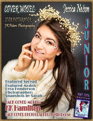 JUNIOR Edition May 2016 - Blurring the Lines Magazine