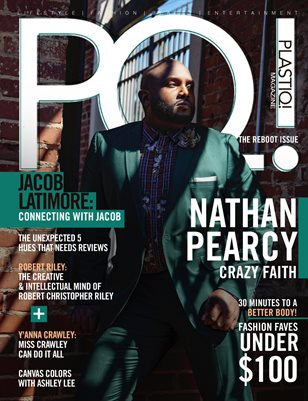 Plastiq! Magazine featuring Nathan Pearcy