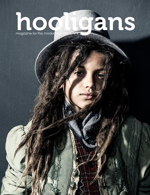 Hooligans Magazine Issue 4 Cover 1