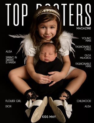 TOP POSTERS MAGAZINE - KIDS MAY