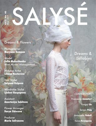 SALYSÉ Magazine | Vol 5 No 40 | MAY 2019 |