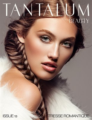 "Tantalum Magazine Issue 13 ""Beauty Edition"" // September 2012"