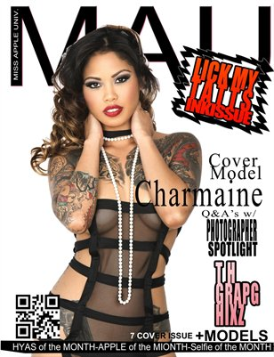 Lick my Tatts special 7 cover edition issue 2