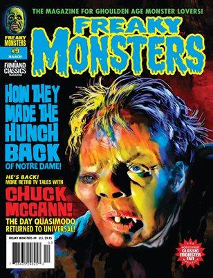 Freaky Monsters #09