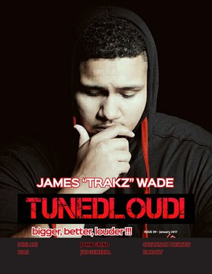 TunedLoud Magazine January 2017