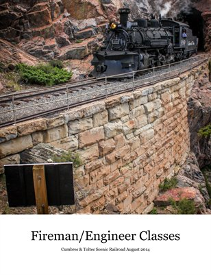 Engineer-Fireman Class August 2014