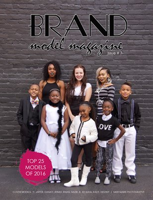 Brand Model Magazine - Issue # 7