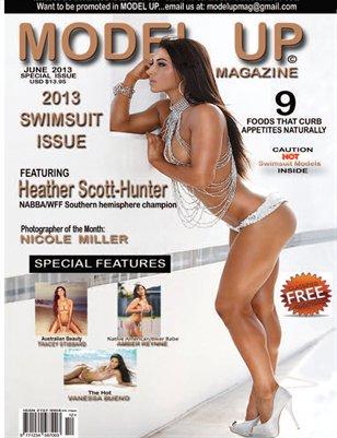 SWIMSUIT ISSUE June 2013