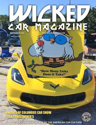 WICKED CAR MAGAZINE