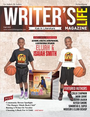 "Writer's Life Magazine | Issue. 09 - Fall 2018 ""Special"""