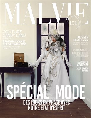 MALVIE Magazine The Artist Edition Vol 151 February 2021