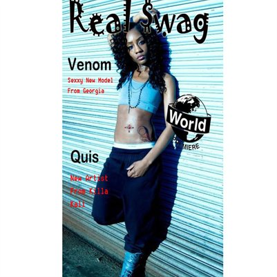 Real Swag Magazine Jan. 2013 Issue #1