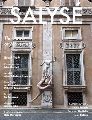 SALYSÉ Magazine | Vol 4 : No 30 | April 2018