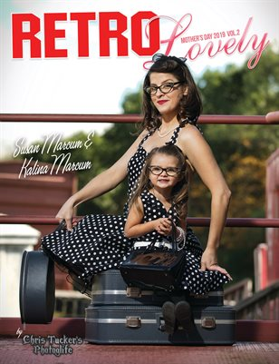 Retro Lovely Mother's Day 2019 Vol.2 - Susan Marcum & Kalina Marcum Cover