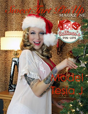 Sweet Tart Pinup Magazine Christmas Issue