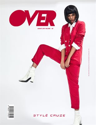 AUGUST 2019 Issue (Vol-02) | OVER Magazines.