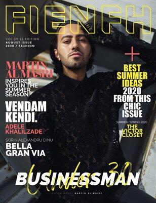 01 Fienfh Magazine August Issue 2020