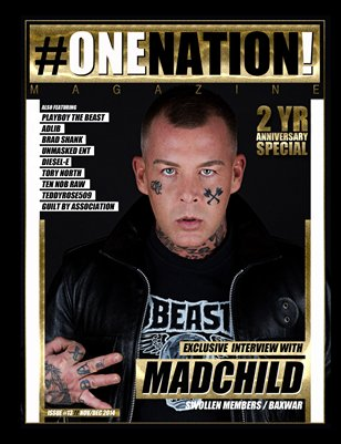 #OneNation! Magazine issue #13 (Nov/Dec 2014)