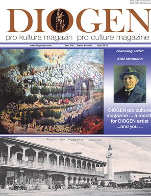 DIOGEN pro art magazine No 65... April 2016