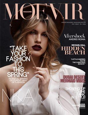 33 Moevir Magazine May Issue 2021