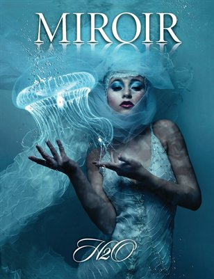 MIROIR MAGAZINE • H2O • Selina De Maeyer