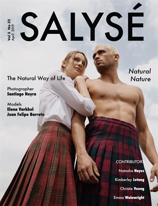 SALYSÉ Magazine | Vol 5 No 32 | April 2019 |
