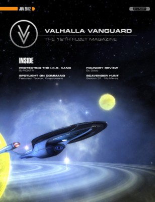 Valhalla Vanguard - Jun 2012