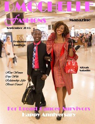 DMochelle Fashions Magazine September 2015