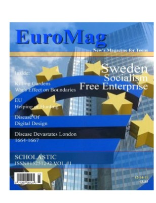 EuroMag by Edwardo D., Marlenny D., and Elda M.